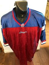Mens Xxxlarge Reebok Football Jersey Cfl Montreal Alouettes New With Tags Nwt