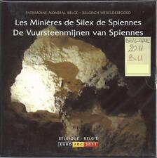 Belgique - Coffret BU - Les Euros de l'Année 2011 - Minières de Silex