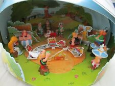 Diorama The Helmet D'Asterix Year 2000