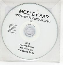 (HF809) Mosley Bar, Another Record Sleeve EP - 2016 DJ CD