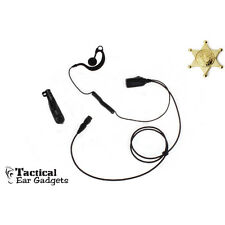 Quick Release Falcon Earpiece for Motorola XPR6380 XPR6350 XPR6550 Radio
