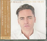 RYAN MOLLOY-TURN ON THE NIGHT-JAPAN CD BONUS TRACK E83