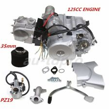 125CC Motor Engine For Honda XR50 CRF50 XR 50 CT70 4 Speed MANUAL Dirt Bike ATV