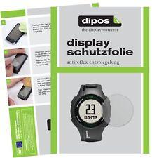 6x Garmin Approach S1 Schutzfolie matt Displayschutzfolie Folie Display Schutz