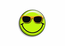 Smileys - Cool 1 - Badge 56mm Button Pin