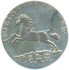 Hannover, Georg III., 3 Mariengroschen 1817 C.H.H.