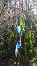 Mobile,Windspiel, Acha,blau, 65 cm