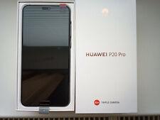 Huawei P20 Pro CLT-L29C - 128GB - Mitternachtsblau (Ohne Simlock) (Dual Sim)