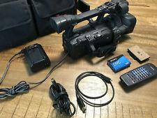 Canon Xh A1 Mini Dv, Dv, Flash Media Camcorder
