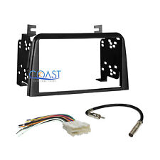 Metra Car Stereo Dash Kit Harness Antenna for 1995-99 Saturn S Series 95-3105