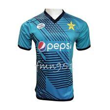Pakistan Cricket Team Official T-Shirt Shirt Jersey vs World 11 Xi with Logo