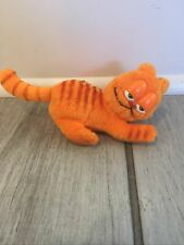 Plush Refrigerator Magnet Garfield the movie character