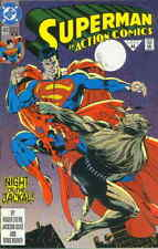 Action Comics #683 (2nd) FN; DC   save on shipping - details inside