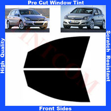 Pre Cut Window Tint Opel Astra H 5Doors Hatchback 2004-2009 Front Sides AnyShade
