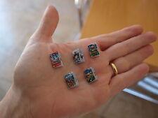 Videospiel-Boxen Set.Mario Bross,Fifa 13,Inazuma Eleven,Croods... WII.III Series