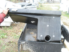 "RV Holding Tank, 30 Gallon, 37""X20""X20"", Black/Gray Water, New, Side Drain, #618"