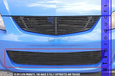 Gtg 2001 - 2003 Mazda Protege Mp3 Mazdaspeed 1Pc Gloss Black Lower Billet Grille