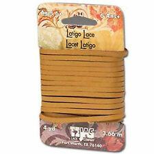"""Latigo Lace Tan 1/8"""" X 4 Yards 5112-04 Tandy Leather"""