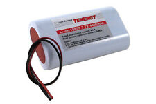 Tenergy Li-Ion 18650 3.7V 4400mAh Rechargeable Battery Pack w/ PCB Protection