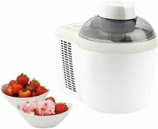 MD16980 Eismaschine, 90 Watt, Speise-EIS, Frozen-Yoghurt, ca 700ml EIS WEISS