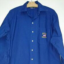 Polo Ralph Lauren Camiseta para hombre Talla L Azul Original en muy buena condición
