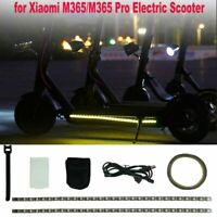 Strip Light Lamp LED  Scooter Chassis for Xiaomi M365/M365 Pro Electric Scooter