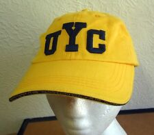 UNIVERSITY YACHT CLUB Lake Lanier baseball hat Georgia cap Sailing Association