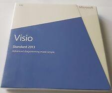 Microsoft Visio Standard 2013 DVD Install