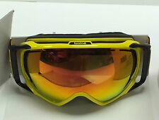 BOLLE GRAVITY SUNRISE fire orange 35 goggles ski snowboarding new 20642