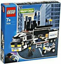 LEGO World City Surveillance Truck Set #7034