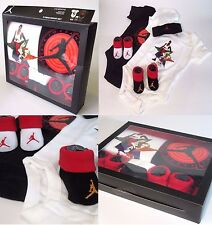Bébé Bébés Enfants Garçons Filles Jumpman Bugs Bunny Jordan 23 5 Piece Body Set