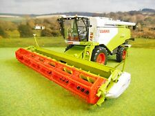 WIKING CLAAS 570 TUCANO COMBINE HARVESTER GRAIN HEADER & TRAILER 1/32 7817