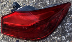 BMW 5 SERIES G30 SALOON 2017+ RIGHT SIDE REAR LED OUTER TAIL LIGHT 7376464