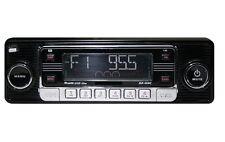 Classic Europa Retro Becker Style AM FM CD USB AUX DIN size Stereo Radio