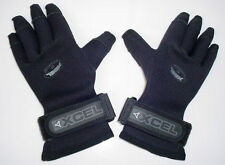 Xcel Wetsuits 3/2 mm Titanium Dive Gloves in Black - Size Large
