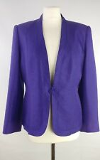 Jacques Vert Ladies Special Occasion Blazer Jacket UK 12 Eur 40