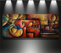 Hand-painted Modern Creative Abstract oil painting On Canvas Wall Art Home Decor