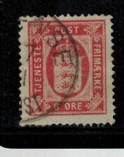 Briefmarken Dänemark Dienstmarken  6 A gestempelt