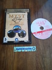 MYST LA TRIOLOGIE HITS COLLECTION PC DVD-ROM PAL EN BOITE