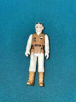 1980 Star Wars Figure Luke Hoth Incomplete