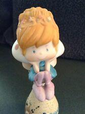 Vintage Porcelain Herself the Elf on mushroom Figurine American Greetings 51801