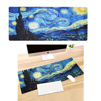Extend Anti-slip Gaming Mousepad Large XL Rubber Mouse Pad Mat for PC Laptop