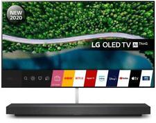 """LG OLED65WX9LA 65"""" 4K Ultra HD Wallpaper HDR OLED Smart TV"""