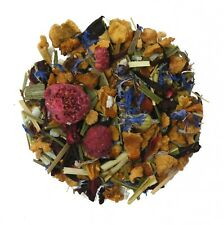 Organic loose Herbal Tea-Thé Glacé Citron Framboise-Ethical-Zéro en Plastique 50...