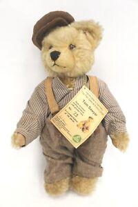 Limited Edition HERMANN Tom Sawyer Handmade Teddy Bear - L16