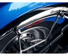 Saddlemen Chrome Saddle Bag Supports ( #3501-0345)