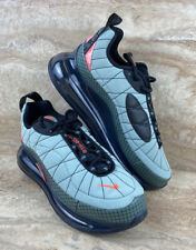 Nike Air Max MX-720-818 'Flight Jacket' GS Youth Shoes Green Sneakers
