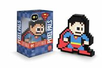 Pixel Pals DC comics superman 14+ Up 029 PDP lampada Collectible pronta consegna