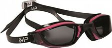 MP Michael Phelps Women's XCEED Swimming Goggles - Pink/Black/Dark Tint Lens