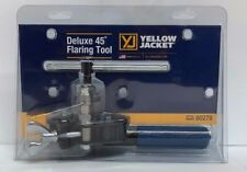"Yellow Jacket 60278 Deluxe Flaring Tool for 1/8"" To 3/4"" O.D."